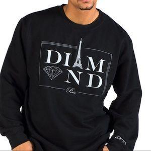 Diamond Supply Men's Sweatshirt brand new!